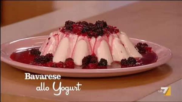 Ricetta torta yogurt benedetta parodi