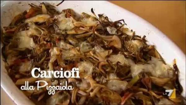 Carciofi Alla Pizzaiola Benedetta Parodi Imenudibenedettala7it