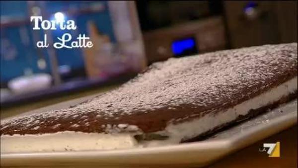 Torta Al Latte Dolci Di Benedetta Parodi Imenudibenedettala7it