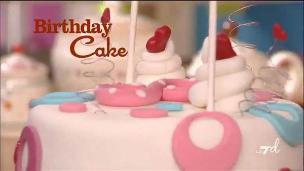 Torta Di Compleanno Cioccolato E Cocco Benedetta Parodi