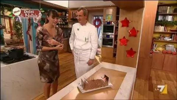 Tronchetto Di Natale Menu Di Benedetta.Il Tronchetto Dello Chef Luigi Biasetto