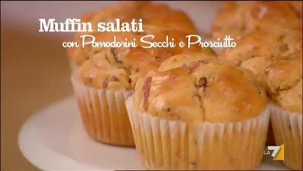 Muffin Salati Prosciutto E Pinoli Benedetta Parodi
