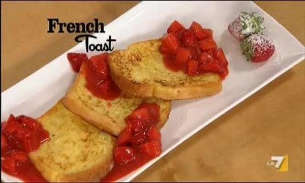 French Toast Benedetta Parodi Imenudibenedettala7it