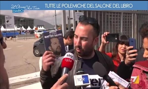 L'Aria Che Tira - Il Diario
