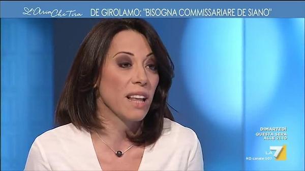 De girolamo forza italia 39 ecco la lista in cui ero al for Lista politici italiani