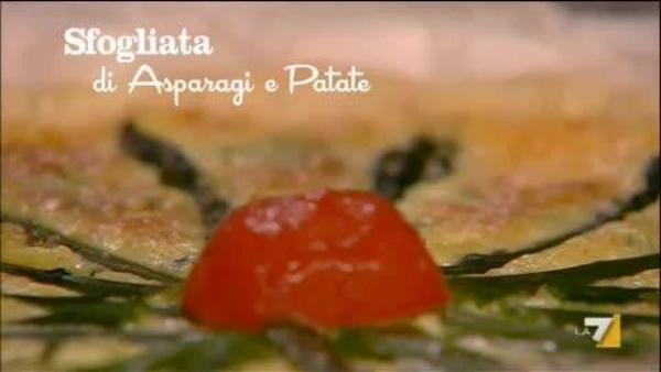 Torta Salata Con Asparagi E Patate Benedetta Parodi