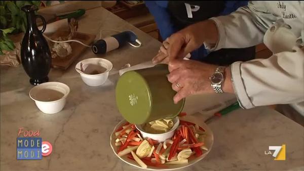 Piccola Bagna Cauda - Ricette di Cucina