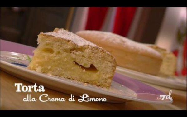 Torta Al Limone Benedetta Parodi Imenudibenedettala7it