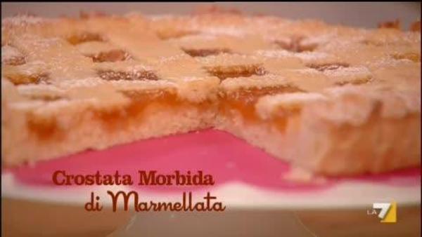Crostata Con Marmellata Di Albicocche Benedetta Parodi