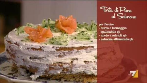 Torta Salata Ai Carciofi Di Benedetta Parodi Imenudibenedettala7it