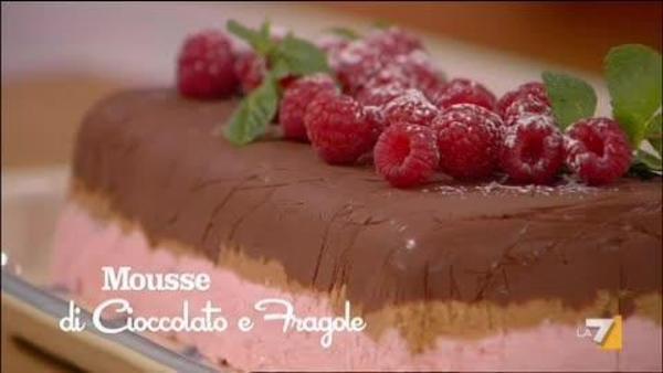 Mousse Cioccolato E Fragole Benedetta Parodi Imenudibenedettala7it