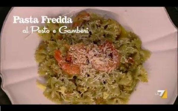 Ricette per pasta fredda benedetta parodi