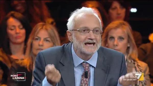604647491b Raffaello Lupi interviene a Non è l'arena: ' i debitori affidabili sono  pochissi.