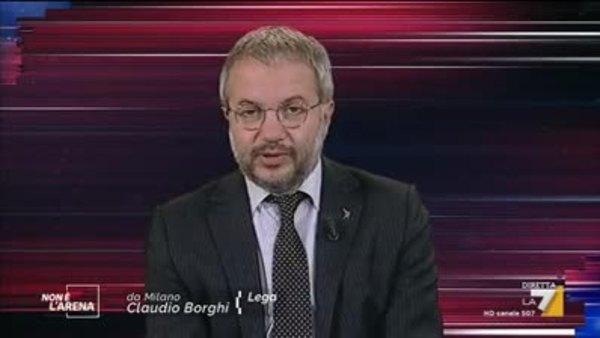 bfc61e598d Claudio Borghi su la situazione dei mercati: 'Di falò non ne ho mai visti,  le quotazioni salgono e scendono'