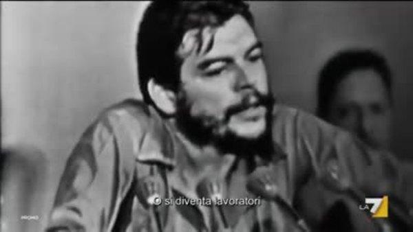Atlantide con Andrea Purgatori - Che Guevara: indagine su una esecuzione, mercoledì 21 marzo alle 21.10
