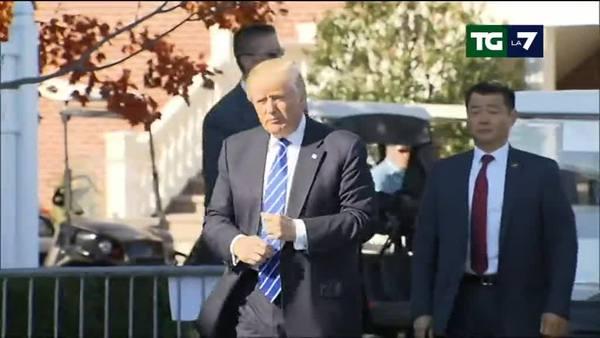 Trump: limitazioni ai viaggi in Usa anche per gli europei