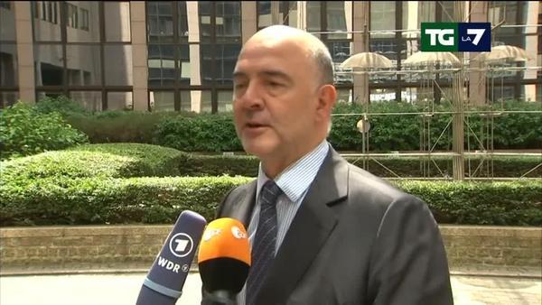 Bruxelles minimizza i rischi della lettera di chiarimenti all'Italia