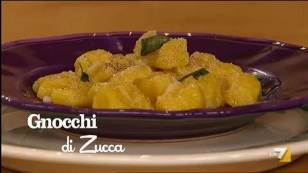 Ricetta Gnocchi Di Zucca Fatto In Casa Da Benedetta.Gnocchi Di Zucca Benedetta Parodi Imenudibenedetta La7 It