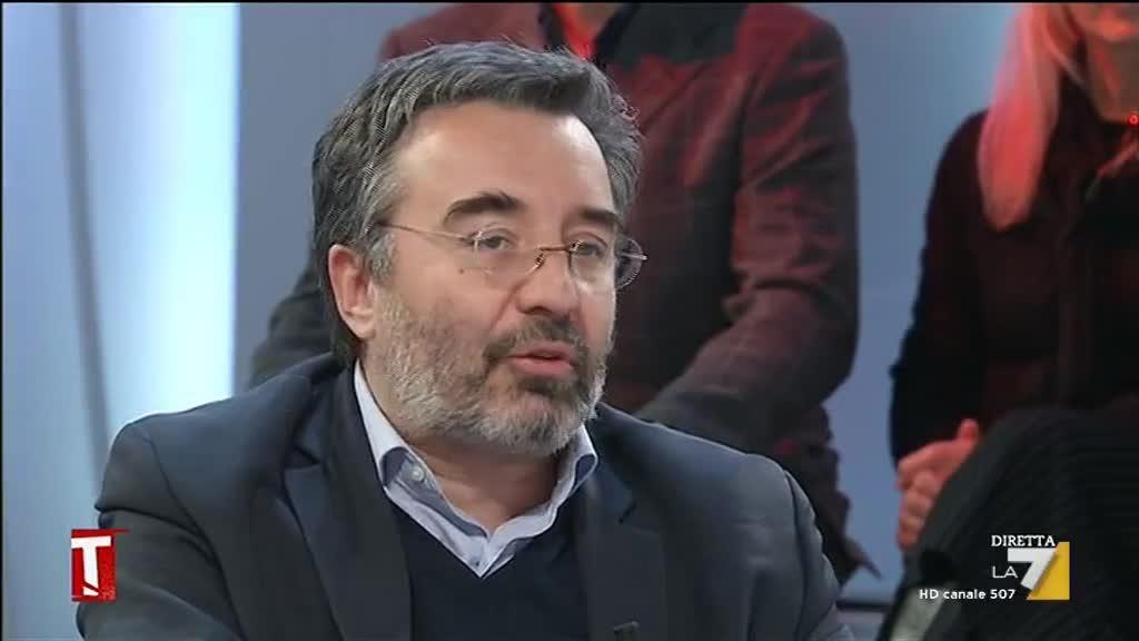 online store 0701c ba7de Damilano: 'Salvini sta dicendo: L'Italia sono io'