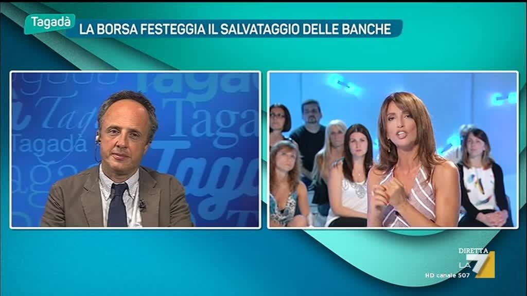 reputable site 39f8d 4ffbd Tiziana Panella vs Ferruccio Sansa: 'Facciamo che non mi dici quello che  devo o non devo fare'