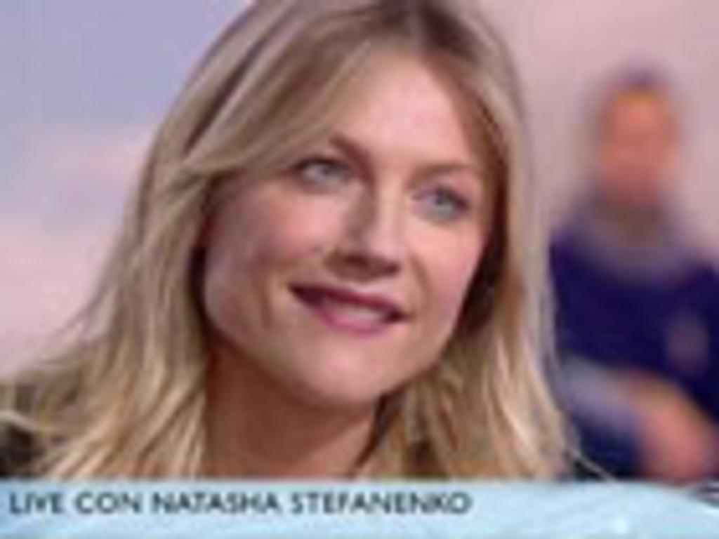 CRISTINA PARODI LIVE - 28/11/2012 : Natasha Stefanenko: preferisco ...