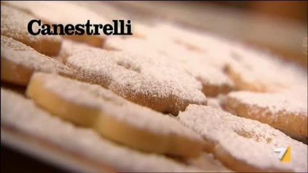 Tronchetto Di Natale Parodi.Biscotti Canestrelli