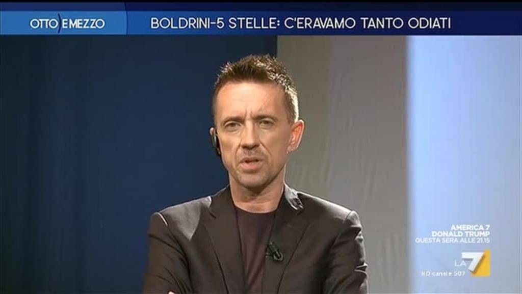 Andrea Scanzi: 'Renzi ha fatto finalmente qualcosa di ...