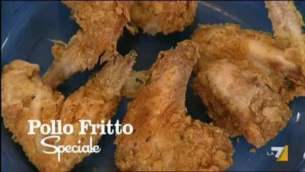 Pollo Fritto Speciale