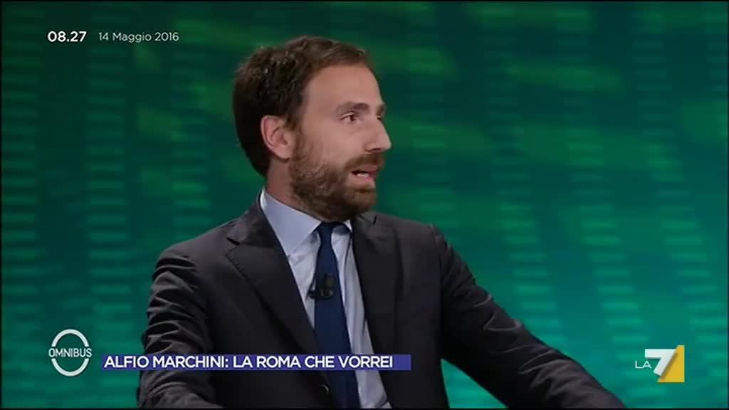 caratteristiche eccezionali taglia 7 eccezionale gamma di stili Battibecco tra Alfio Marchini e Stefano Cappellini sul Fascismo