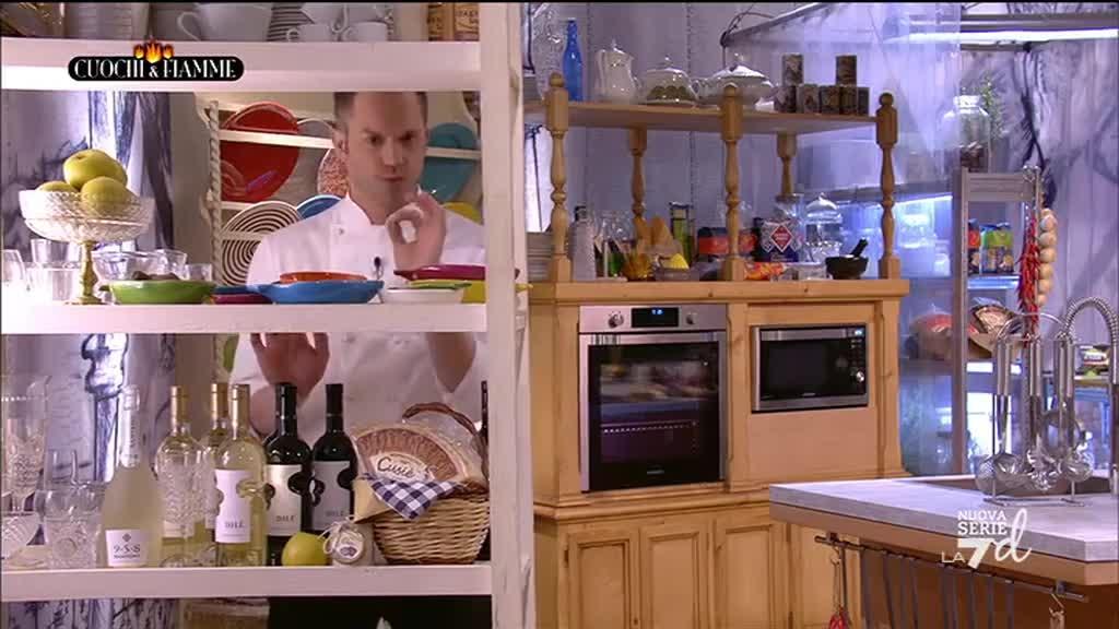 Ricetta Lingue Di Gatto Di Simone Rugiati.Snack Alle Mandorle Simone Rugiati Cuochiefiamme La7 It