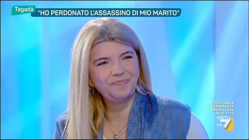 wholesale dealer 91862 3d01a Claudia Francardi: 'Ho perdonato l'assassino di mio marito'